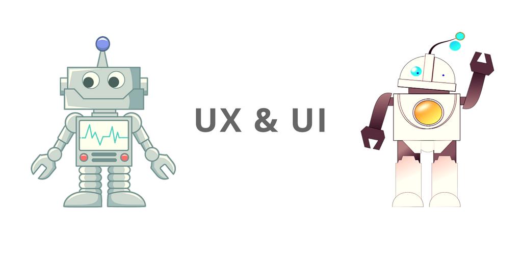ux-ui-robots
