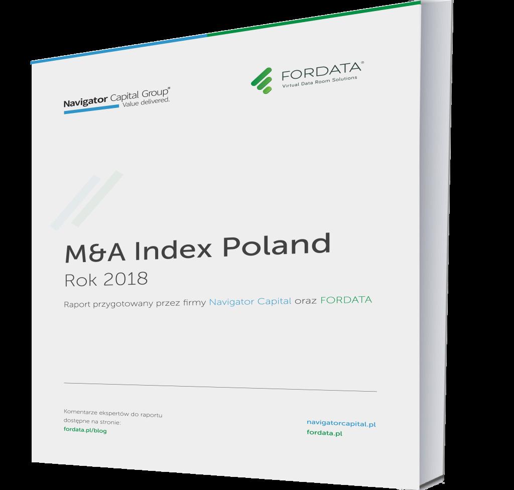 Okładka Raport #MnAIndexPoland - rok 2018