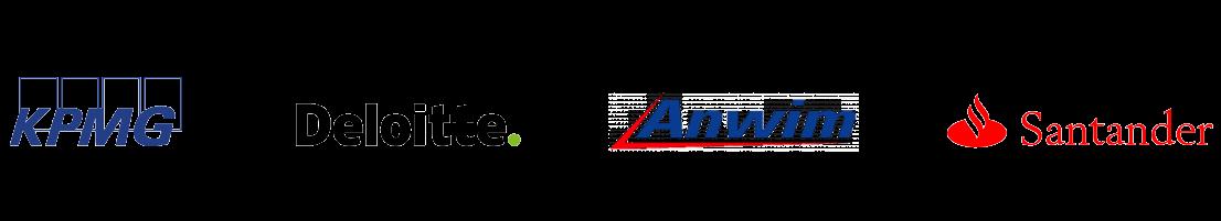 Logotypy klientów - mobile