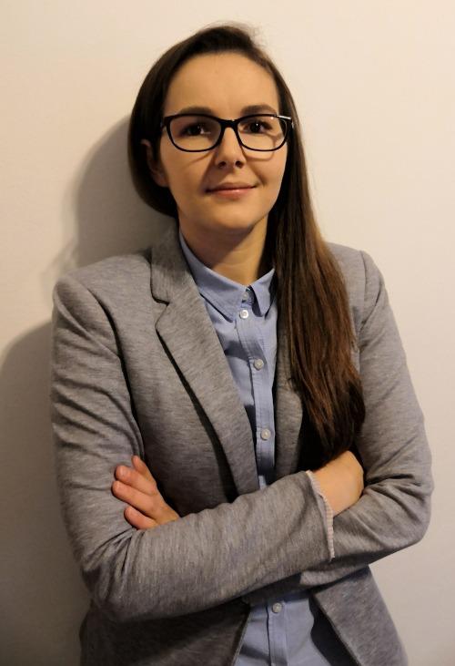 Ewelina Pająk - nowa osoba w FORDATA